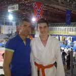 Judo: l'aquinate Cincirrè finalista ai campionati nazionali esordienti B