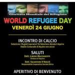 Tutto pronto ad Aquino per la giornata mondiale del rifugiato