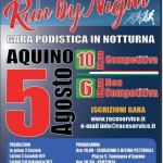 """Aquino run by night"": tutto pronto per il secondo memorial Benedetto Forlini"